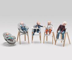 Stokke Steps: La #chaise qui grandit avec votre enfant