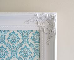 MAGNET BOARD Ornate Picture Frame $58