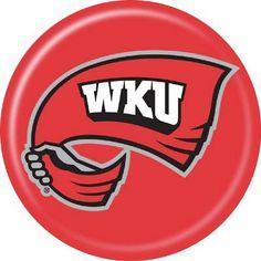 WKU - Western Kentucky University Hilltoppers disc