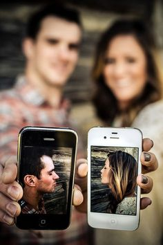 Fun engagment pic idea!     by COMPLETE