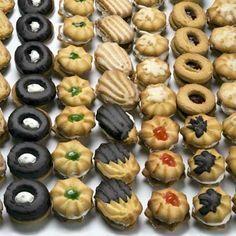 Pastas de te Fun Cookies, Cupcake Cookies, Biscuits, Cookie Recipes, Dessert Recipes, Oreo, Venezuelan Food, Pan Dulce, Mini Desserts