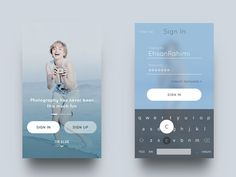 UI/UX Works by Ehsan Rahimi | Abduzeedo Design Inspiration