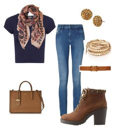 """""""Wednesday's Outfit"""" by direyna on Polyvore featuring WearAll, Calvin Klein, Soda, DKNY, Humble Chic, Betsey Johnson, Lauren Ralph Lauren and Chan Luu"""