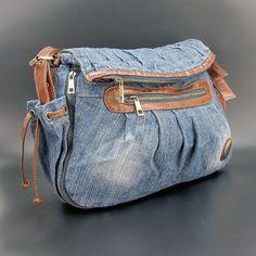 Стильные женские джинсовые сумки 2018 (68 фото): пэчворк, с аппликацией, с вышивкой, клатч, маленькие