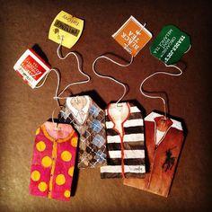 363 Days of Tea - des dessins sur des sachets de thé - http://www.dessein-de-dessin.com/363-days-of-tea-des-dessins-sur-des-sachets-de-the/