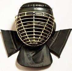 Eskrima headgear, standard for full contact stickfighting under WEKAF / GSBA rules.
