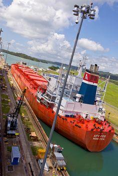 Panama Canal, Fuerte Davis, Colon, Panama. Photo: Michael Gove, photosignals, via Flickr #PanamaTips - #PANAMA - https://www.facebook.com/TravelPanamaTips