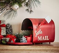 Shop for festive Christmas home decor from Pottery Barn. Find expertly crafted indoor Christmas decorations including ornaments, holiday pillows, Christmas lights and more. Decoration Christmas, Noel Christmas, Christmas Balls, Rustic Christmas, Christmas Themes, Christmas Crafts, Xmas, Christmas Ornaments, Christmas 2019