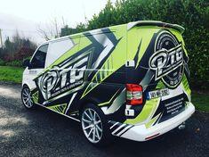 PTG Company Van