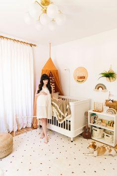 Oliver's Neutral Nursery Reveal - New Darlings Nursery Twins, Nursery Themes, Nursery Room, Nursery Decor, Nursery Ideas, Wall Decor, Baby Room Design, Nursery Design, Baby Room Decor
