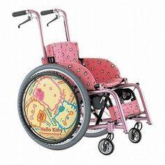 Hello Kitty Wheelchair hello-kitty