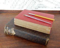 Vintage,Set of 2 Wooden / Plastic Dip Pens , Vintage Stationary. Vintage pens…
