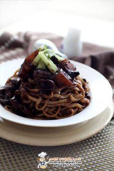 [올리브 자장면] 미국인들이 더 좋아하는 특별한 메뉴. – 레시피 | Daum 요리