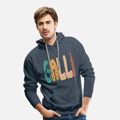 My heart belongs to mommy. Men's Premium Hoodie ✓ Unlimited options to combine colours, sizes & styles ✓ Discover Hoodies by international designers now! Kanji Japanese, Funny Christmas Shirts, Retro Stil, Vegan Gifts, Hoodie Sweatshirts, White Hoodie, Custom Clothes, Mens Fitness, Heather Gray