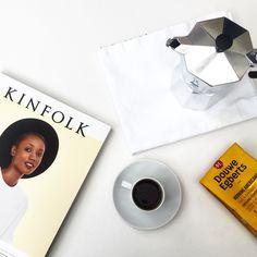 Coffee & Kinfolk.