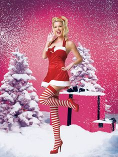 Santa s little helper by leg avenue sexy santa costumes for the
