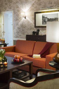 Hôtel Barrière Le Normandy by Kirei Studio