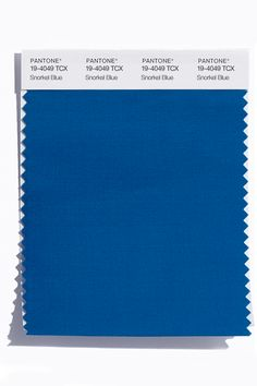 These are the colors to watch for in spring 2016: Snorkel Blue (Pantone 19-4049)  http://www.pantone.com/pages/fcr/?season=spring&year=2016&pid=11