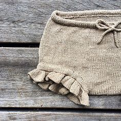 Tinkerbell Bloomers pattern by Pernille Larsen