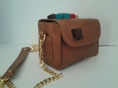 #bag #leather #cubes #colors #funky