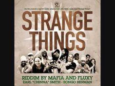 STRANGE THINGS RIDDIM HIP HOP MEGAMIX - IRIE ITES RECORDS