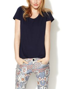 The Perfect Cotton Tee by Atwell
