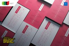Check out Business Card 28 by Cooledition on Creative Market