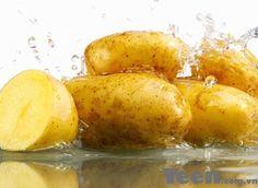 Làm đẹp với khoai tây sống
