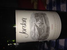 One of my favorite cabernets
