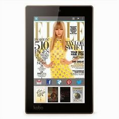 Take part in this educational twitter party for a chance to win a $150 KOBO - What Makes EEVA Special? #Linkedmoms Twitter Party #EEVA1stBC