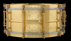 Ludwig snare (reissue of 1928 Gold Triumphal)