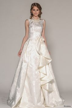 """Eugenia Couture Fall 2016 Wedding Dresses 