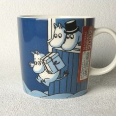 Moomin Mugs, Tove Jansson, Marimekko, Troll, Finland, Tableware, Cups, Stuff To Buy, Coffee
