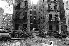 #New York, #The Bronx: War Torn Bronx in the 70's