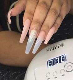 29 Amazing Coffin Nails And Stiletto Nails Art Ideas 2019 To Copy Amazing Coffin Nails And Stiletto Nails Art Ideas 2019 To Copy Honeycomb Nail Art View We loved this nail art model, that is reminis. Best Acrylic Nails, Acrylic Nail Designs, Gorgeous Nails, Pretty Nails, Aycrlic Nails, Coffin Nails, Pink Coffin, Stiletto Nail Art, Fire Nails