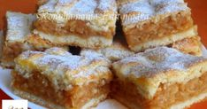Greek Recipes, Pie Recipes, Cooking Recipes, Healthy Recipes, Slab Pie, Apple Pie, French Toast, Deserts, Favorite Recipes
