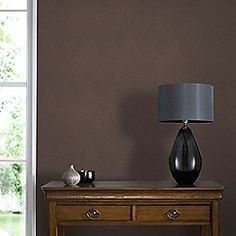 Graham & Brown - Mode Bronze Geometric Shimmer Print Wallpaper
