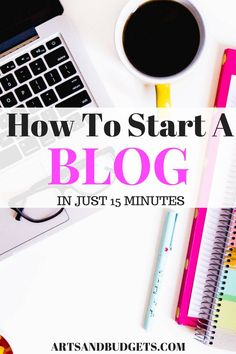 How to Start a Profitable Blog for Beginners! A step-by-step  guide filled with directions on how to set up a successful blog. Start making money doing what you love!