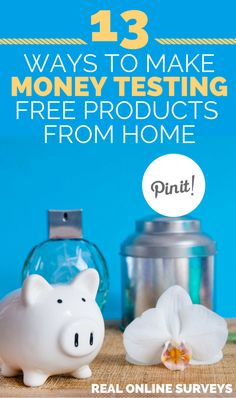 Prefer an easy way to make money testing free products? Become a paid product tester and get paid to test products from brand name companies.