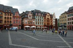 Mainz, Germany.  (3 years)
