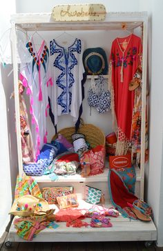 Aurobelle boho shop in Santa Gertrudis