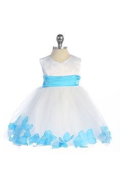 Flower Girl Dresses By Fabric
