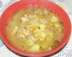 W Mojej Kuchni Lubię - In My Kitchen I like: szybkowar- kapuśniak na żeberkach... Cabbage Soup, Ribs, Cheeseburger Chowder, Food, Prime Rib, Essen, Meals, Pork Ribs, Rib Roast