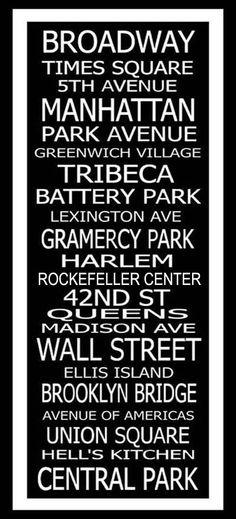 No podes irte de New York sin visitar estos lugares www.maslejosviajes.com info@maslejosviajes.com @maslejosviajes