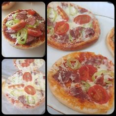 Parmak Yedirten Açık Tost – Nefis Yemek Tarifleri Pepperoni, Salsa, Pizza, Food, Salsa Music, Restaurant Salsa, Meals