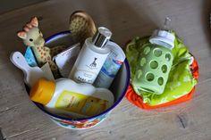 Lähiömutsi: Mitä tarvikkeita vastasyntynyt vauva tarvitsee