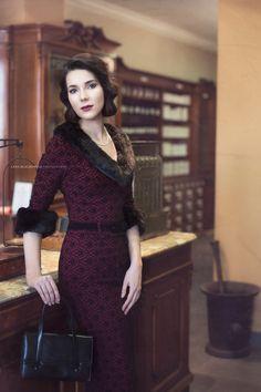 Vintage Ladies, Vogue, Portrait, Pharmacy, Lady, Style, Fashion, Swag, Moda