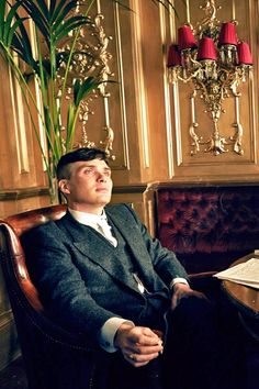 I love Tommy. These are the sorts of characters you search for. Great, meaty, complex parts. ~ Cillian Murphy (x)