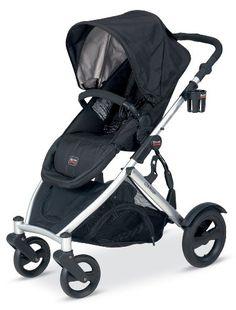 BRELLA Astro 4 Wheels Luxury Baby Pram Stroller 2-in-1 with ...