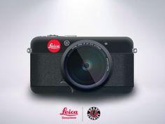 Leica camera concept black dof